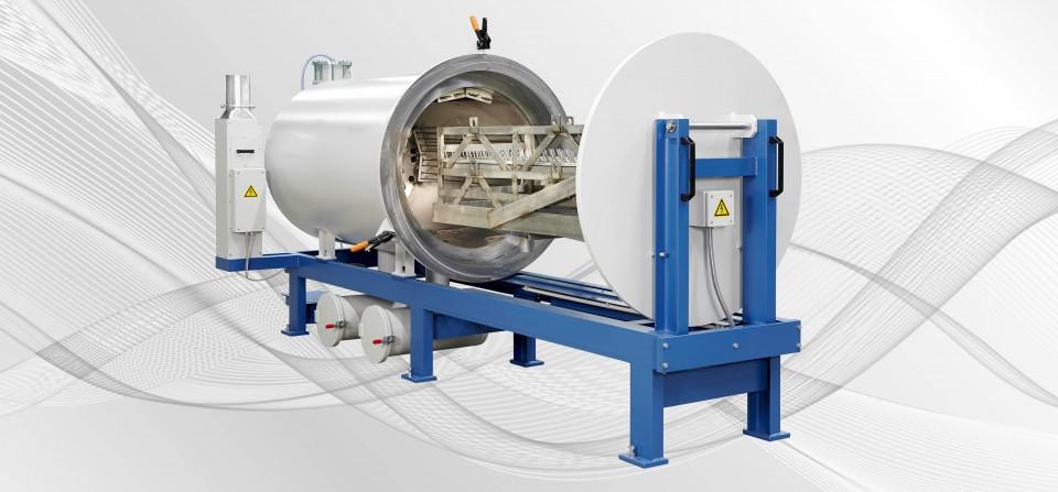 Polymerisations- und  Polykondensationsanlagen